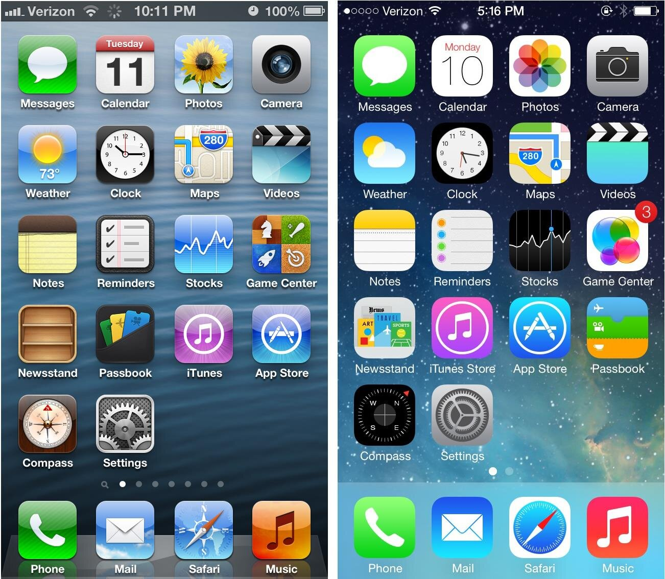iphone ios 6 7