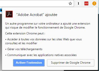 Acrobat Reader Extension Chrome