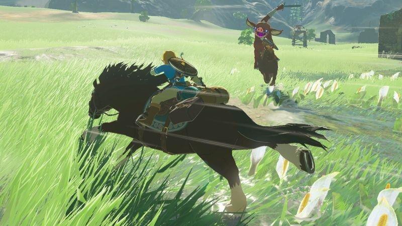 Un lancement tonitruant — Nintendo Switch