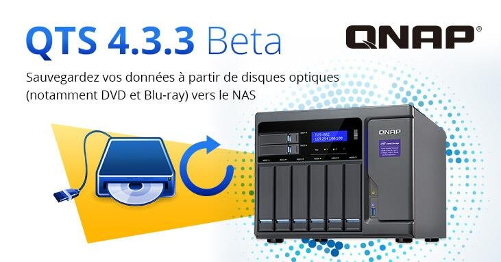 QTS 4.3.3 bêta