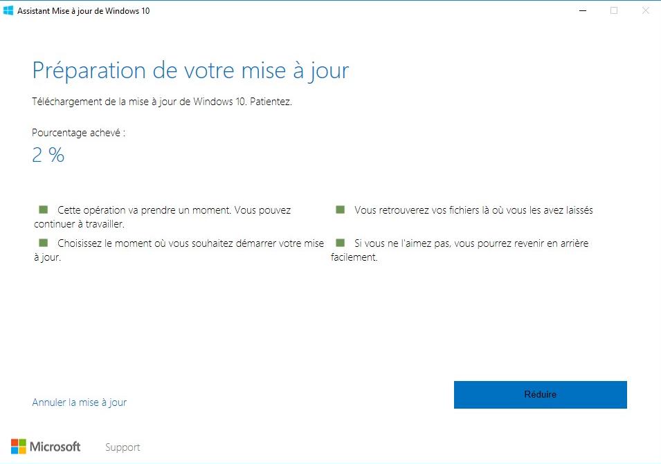 windows 10 creators update   le r u00e9sum u00e9 des nouveaut u00e9s