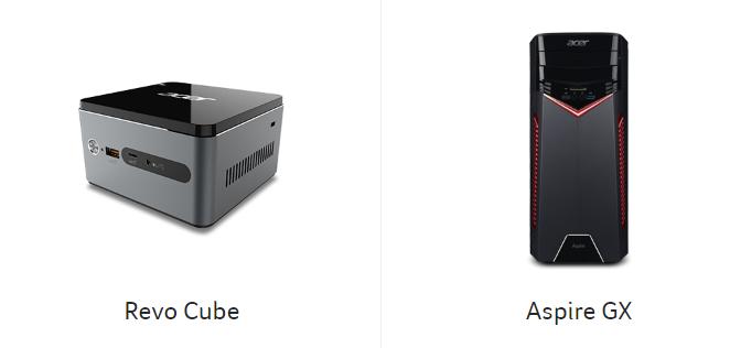 Acer Revo GX Aspire