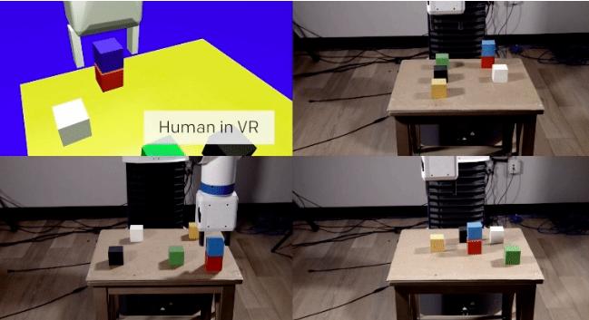 OpenAI VR