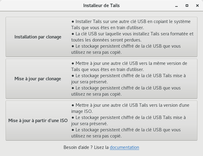 tails 3 x   comment installer le syst u00e8me d u0026 39 exploitation s u00e9curis u00e9 depuis linux ou windows