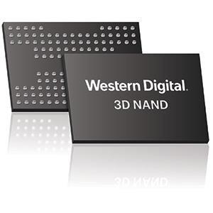3D NAND W'estern Digital
