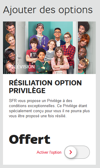 Résiliation Altice Studio