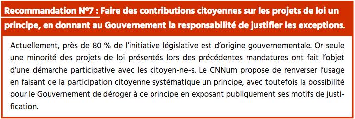 rapport cnnum consultations