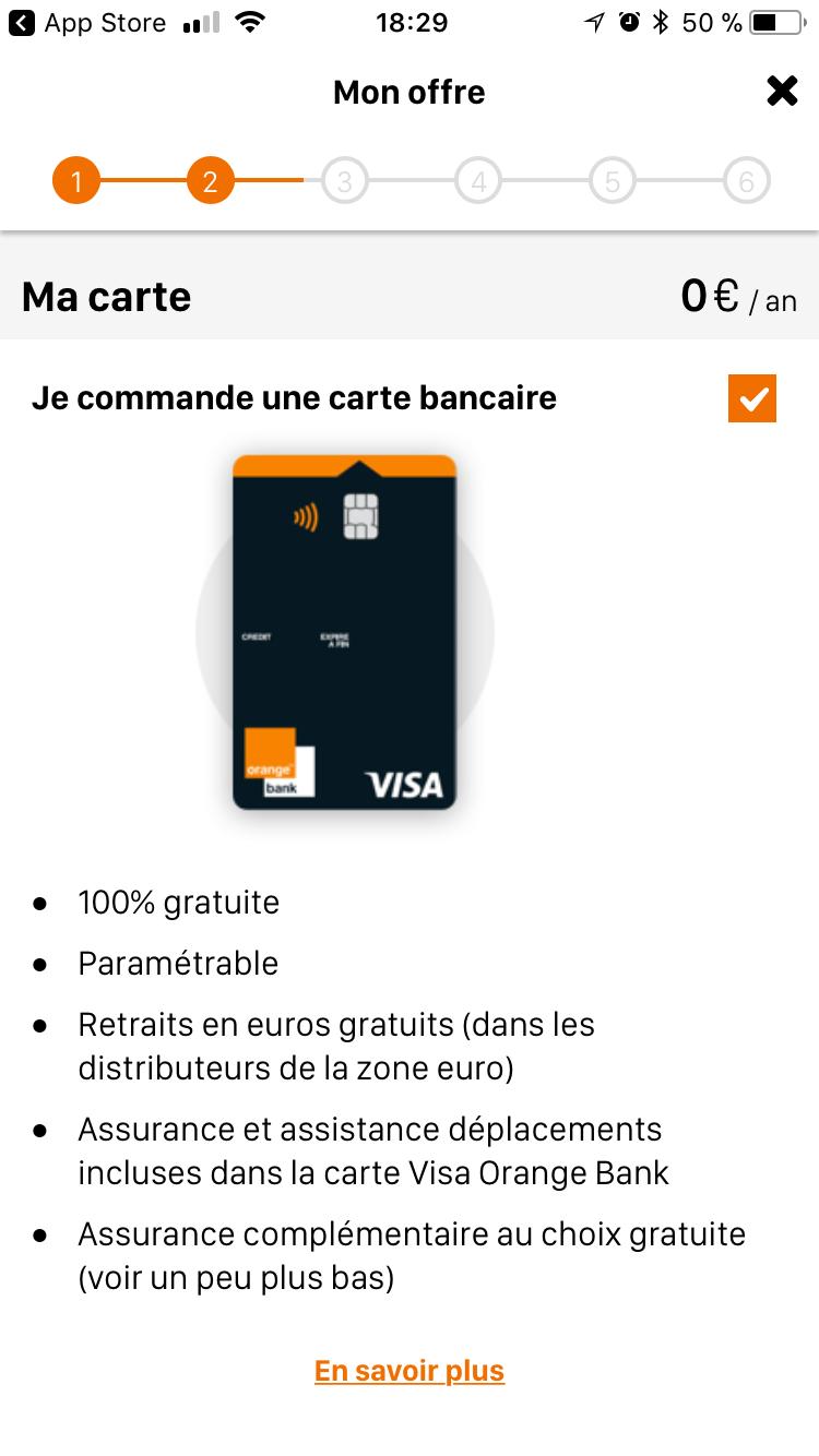 Carte Bancaire Gratuite Orange.Orange Bank Comment Creer Un Compte