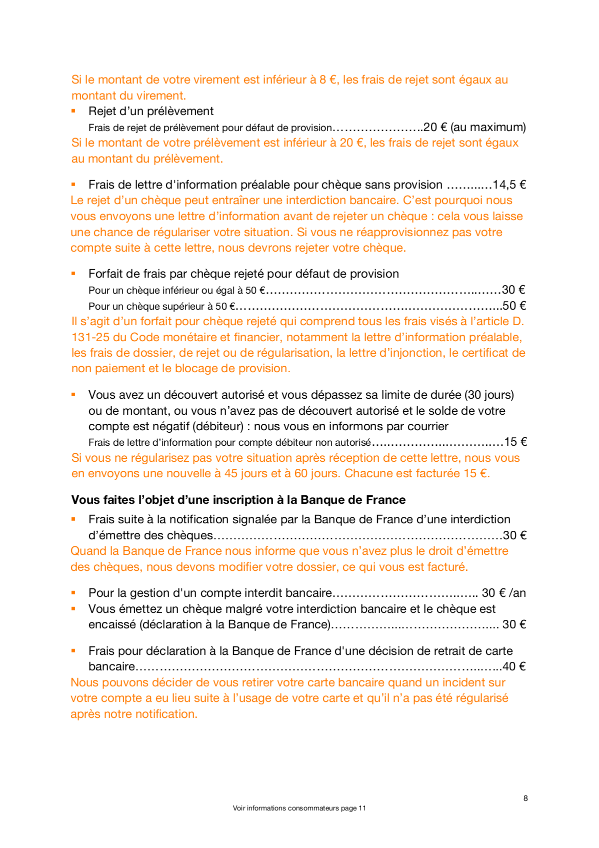 cloture compte orange bank