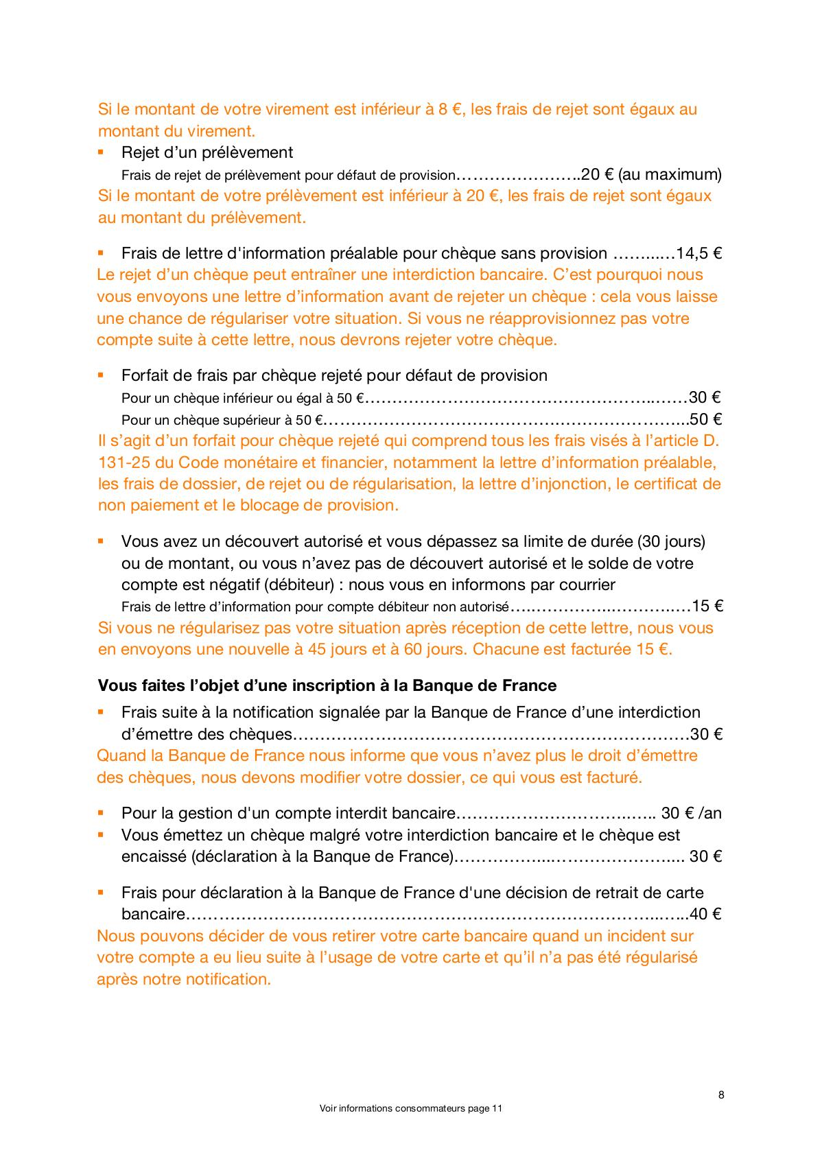 Orange Bank Faut Il Craquer Derriere La Gratuite Affichee Quels