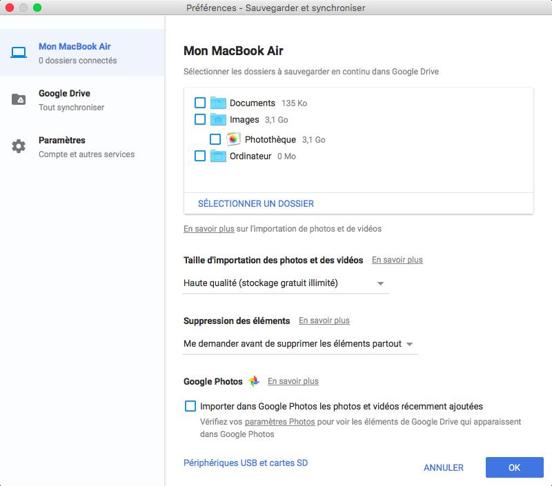 Stockage cloud grand public : Google Drive dans l'ombre de
