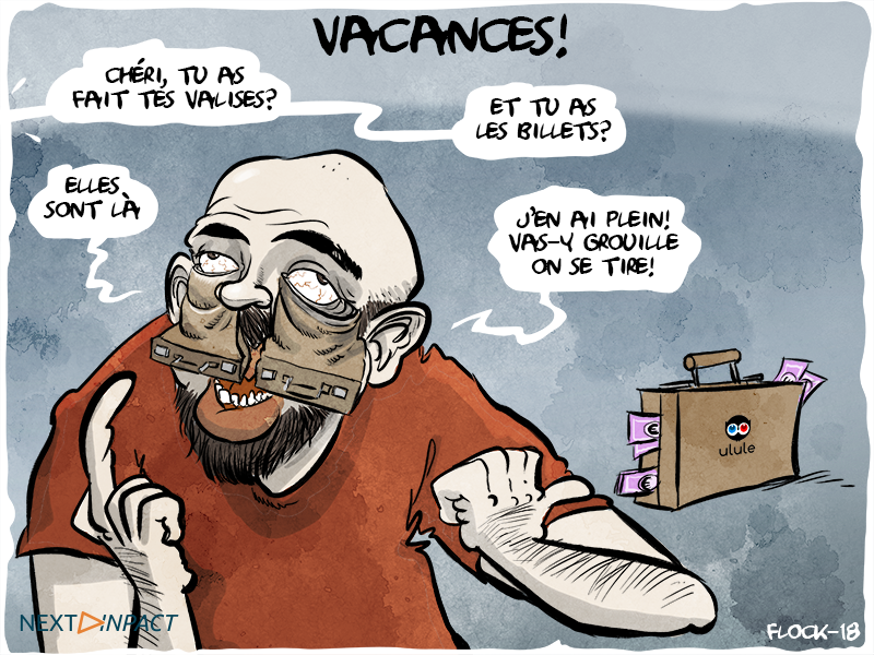 Flock Vacances Avril 2018