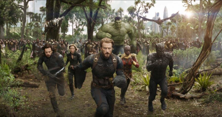 Infinity War domine le box office — Avengers
