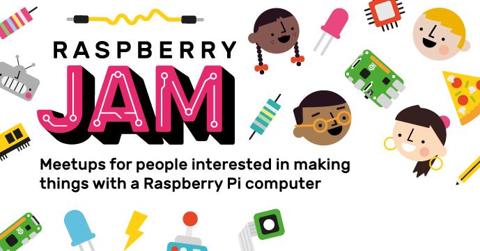 Raspberry Pi Jam
