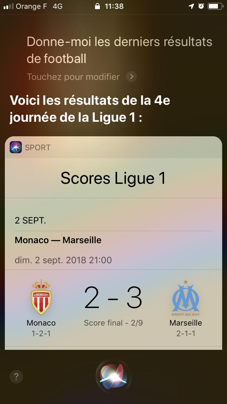 iOS 12Siri