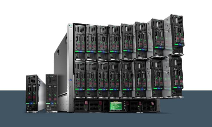 HPE BladeSystem C7000