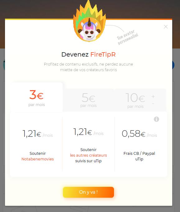uTip FireTipR