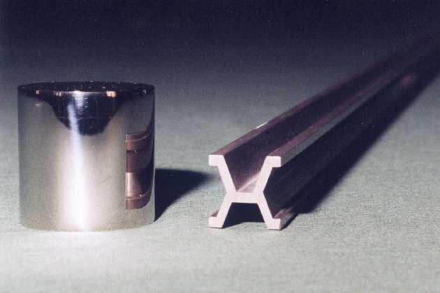 Prototype kilogramme et mètre