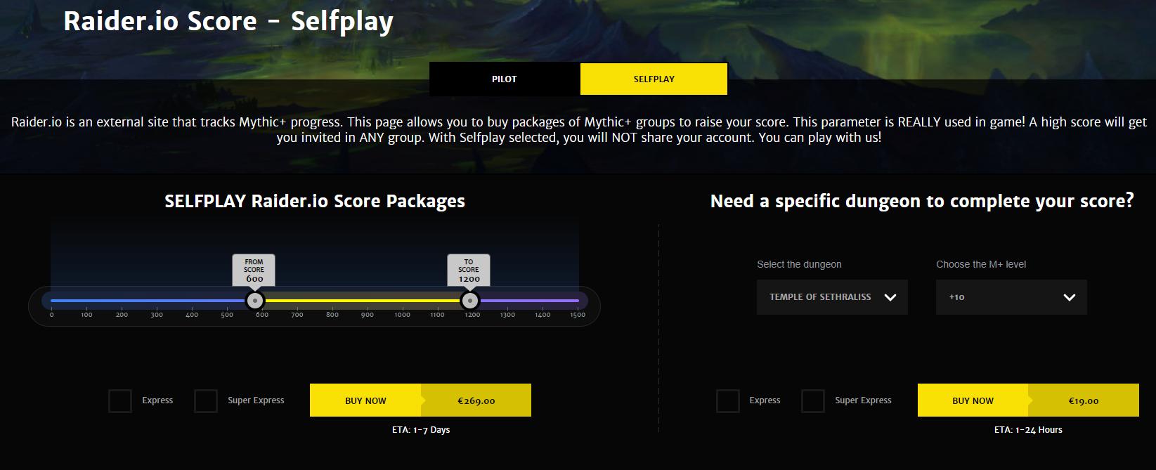 meilleurs tissus comment acheter en vente en ligne L'économie souterraine des donjons de World of Warcraft