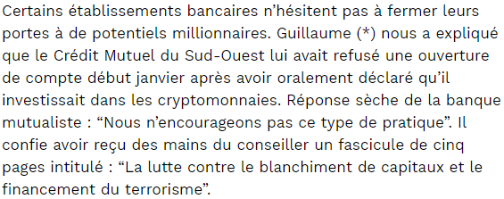 Capital - Témoignage cryptomonnaies