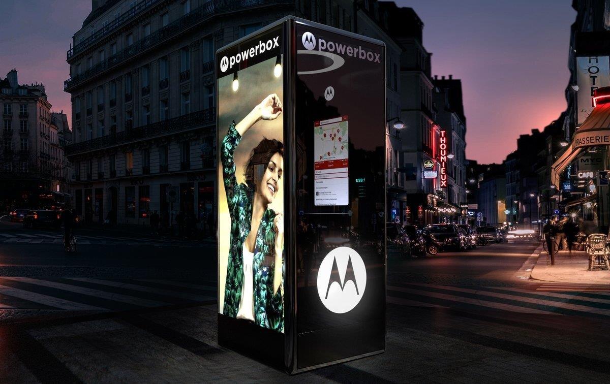 Motorola 1er avril 2019