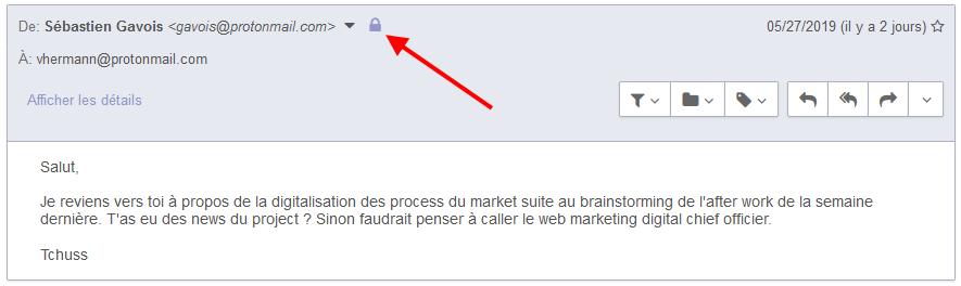 ProtonMail : prise en main et ergonomie d'un webmail chiffré