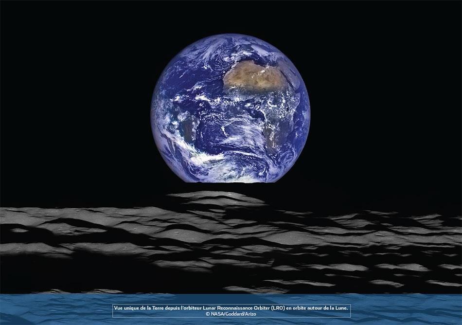 Terre Minuscule Point Dans L Univers Seule Planete A Abriter La Vie Jusqu A Preuve Du Contraire