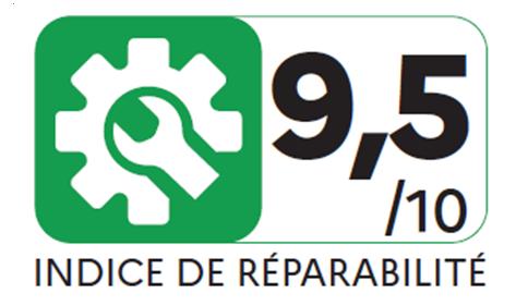 logo indice réparabilité