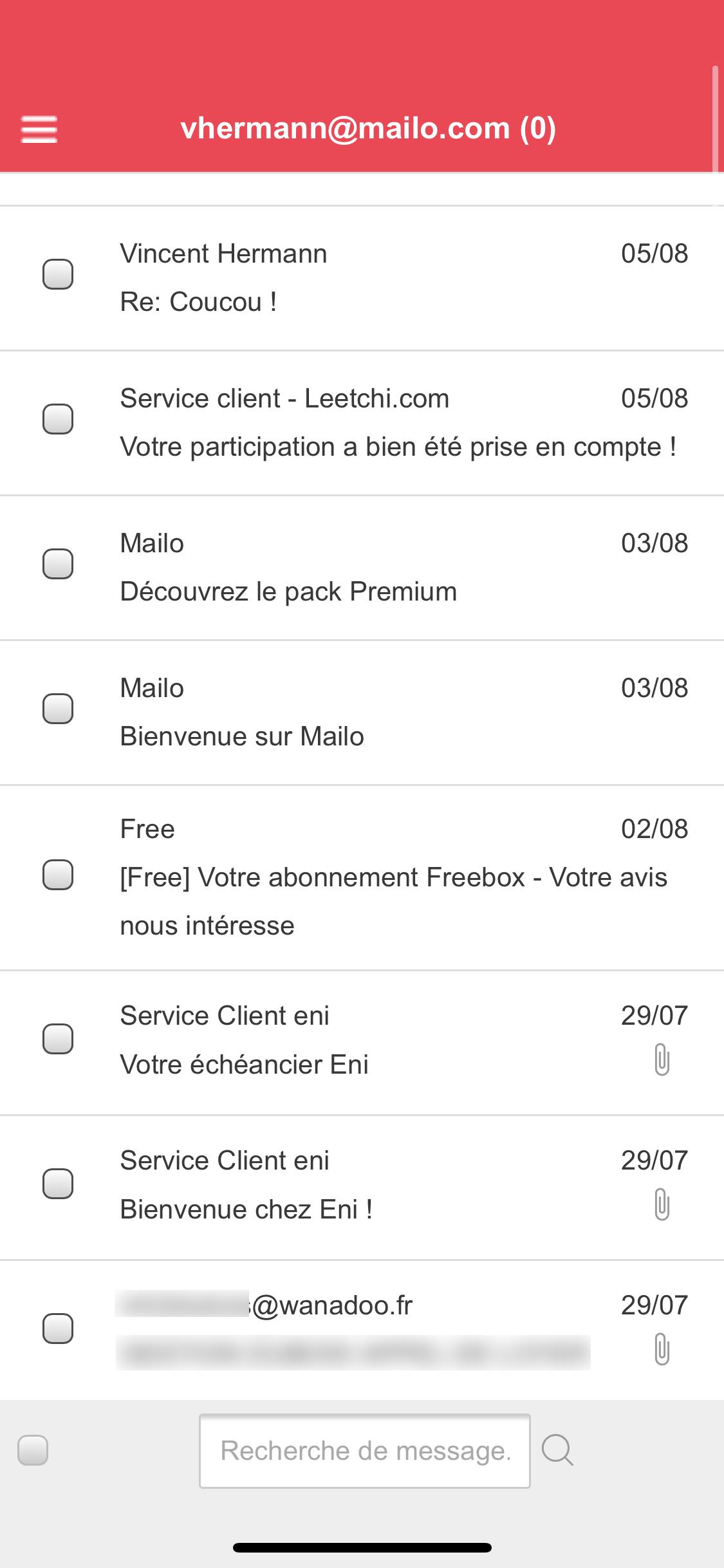 Mailo mobile