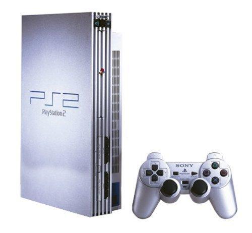 PS2 Satin Silver