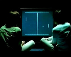 enfants pong