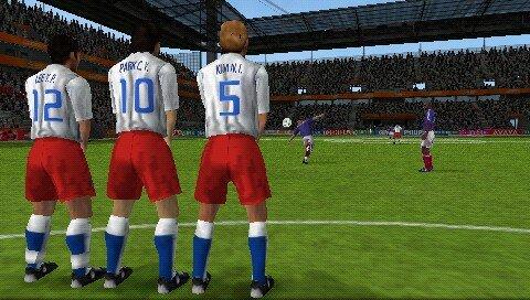 Inpact virtuel teste du foot tout plein de foot - Coupe du monde de foot 2006 ...