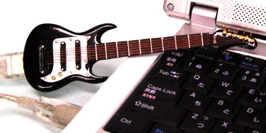 vous aimez les cl s usb et les guitares lectriques. Black Bedroom Furniture Sets. Home Design Ideas