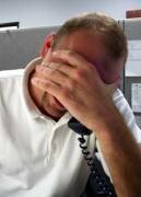 téléphone stress