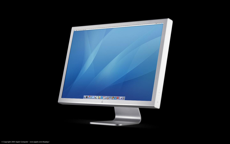 Apple et viewsonic pr parent des crans 17 pouces 16 10e for Plein ecran photo mac
