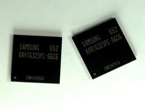 Samsung 1Gb DRAM Mobile