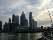 Singapour Libre port Asie