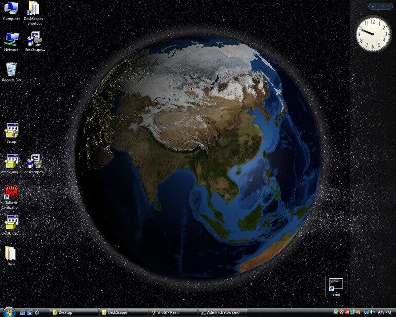 Super DreamScene et DeskScapes : les fonds d'écran dynamiques NG42