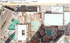 google maps earth
