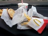 frites frite hamburger