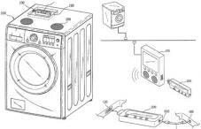 LG machine à laver MP3