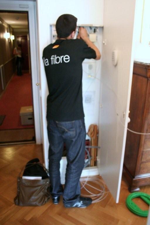 Next inpact une journ e tr s fibre avec orange page 3 - Installation fibre optique maison ...