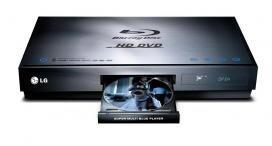 LG Blu-Ray HD-DVD