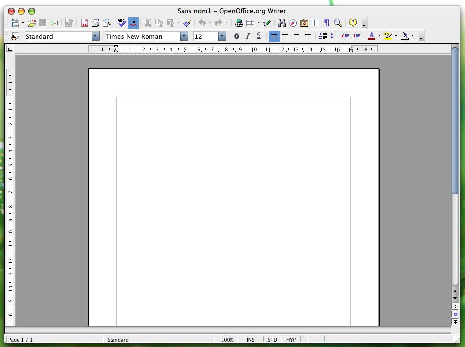 Nouvelle version d 39 aqua pour mac os x - Open office nouvelle version ...