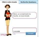 chloé avatar neuf assistance