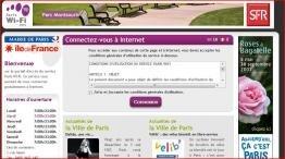 wifi paris parvi localisation
