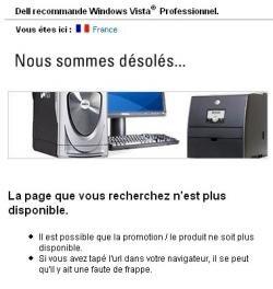Ubuntu Dell France erreur