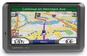 Garmin GPS nüvi 770