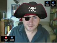 skype pirate