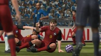PES 2008 PS3 Football